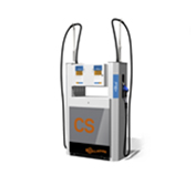 +Blue™ Series Fuel Dispensers